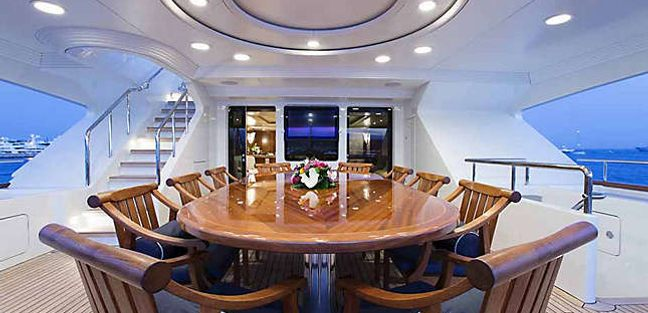 Blue Night Charter Yacht - 5