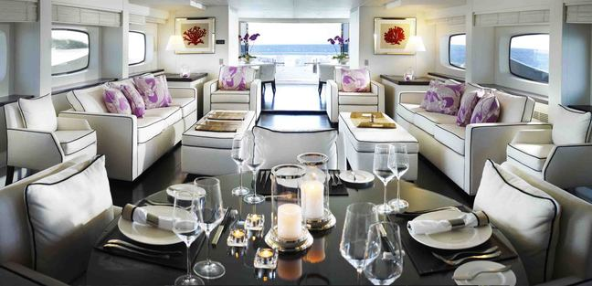 Infinity Pacific Charter Yacht - 5