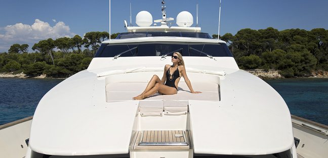Cappuccino Charter Yacht - 2
