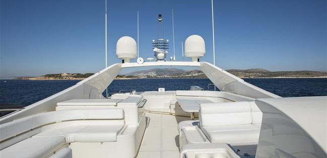 Day Off Charter Yacht - 2
