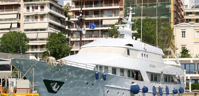 Athina Charter Yacht