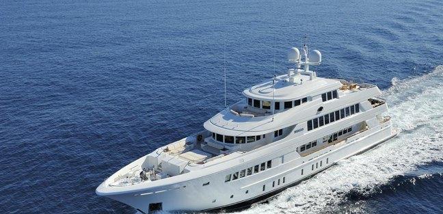 Mirgab VI Charter Yacht - 3