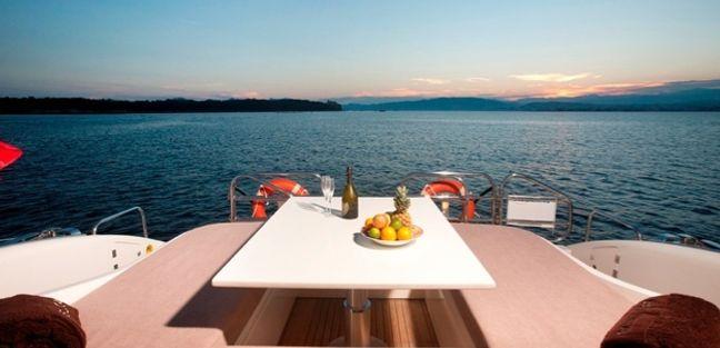Beluga Charter Yacht - 2