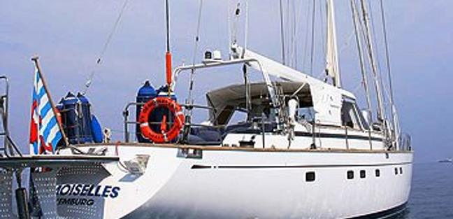 Demoiselles Charter Yacht - 2