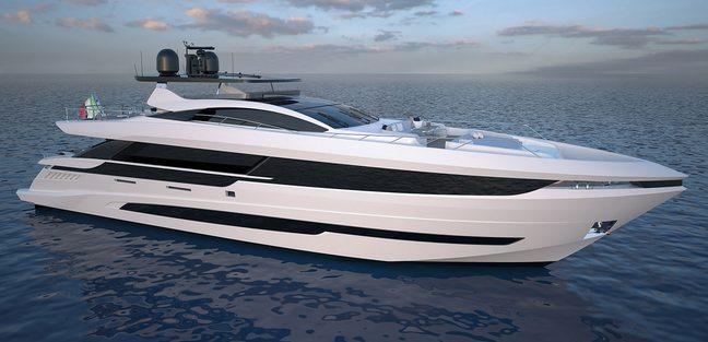Mangusta GranSport 33 / 1 Charter Yacht