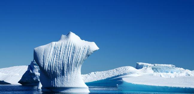 Bust shaped Iceberg