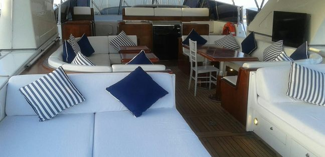 Miracle Charter Yacht - 5