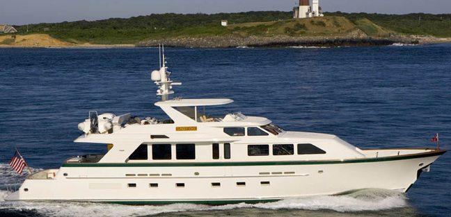 Hi Banx Charter Yacht