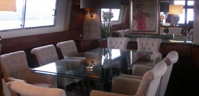Queen South Charter Yacht - 8