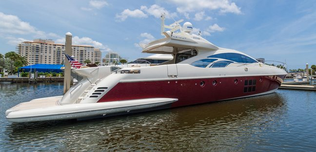 Gorgeous Gal Charter Yacht - 2