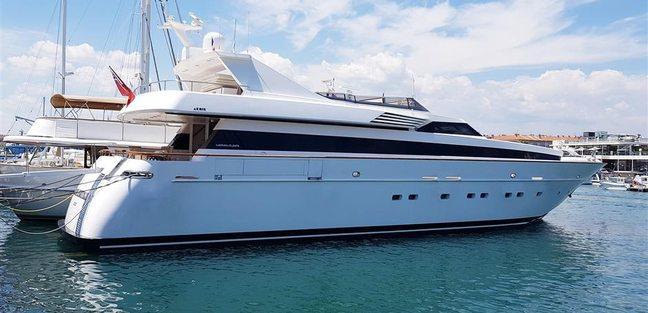 Param Jamuna III Charter Yacht