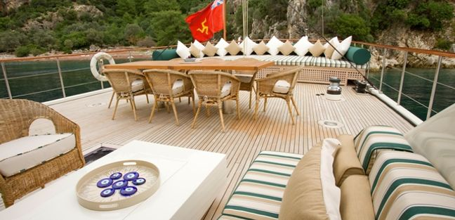 Sailing Nour Charter Yacht - 4
