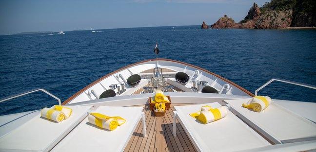 Cornelia Charter Yacht - 3