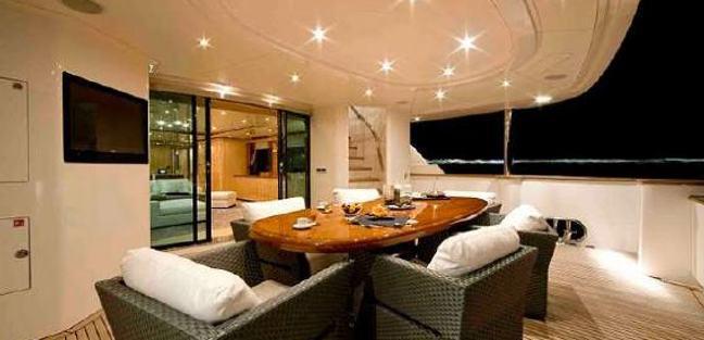 Komokwa Charter Yacht - 4