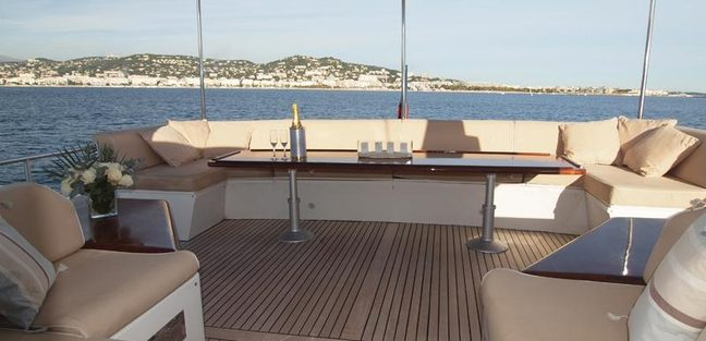 Serene Seas Charter Yacht - 7