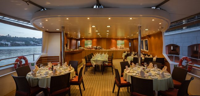 Pan Orama II Charter Yacht - 5