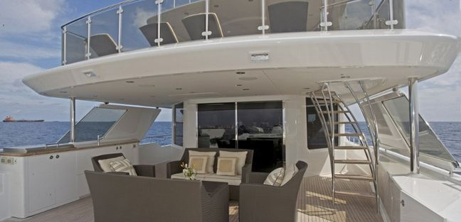 Nina Lu Charter Yacht - 3