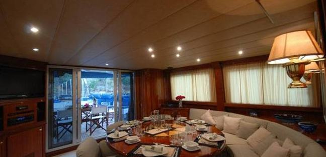 Rigel Charter Yacht - 7