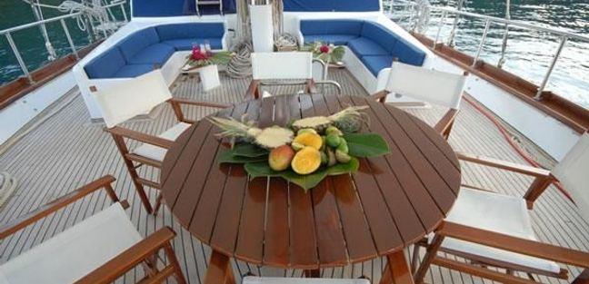 Sirius Charter Yacht - 2
