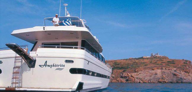 Amphitrite K.Y. Charter Yacht - 3