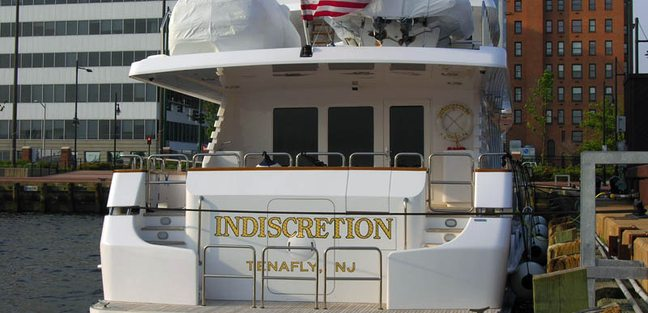 Indiscretion Charter Yacht - 3