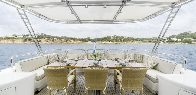 Oasis Charter Yacht - 6