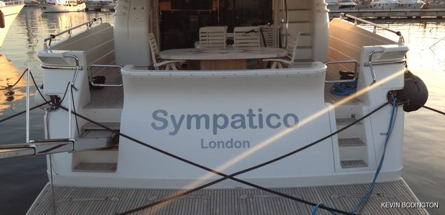 Sympatico Charter Yacht - 4