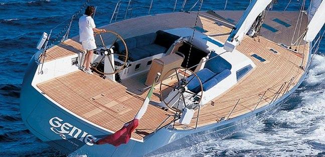 Genie Charter Yacht - 4