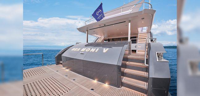 Nea Moni V Charter Yacht - 3