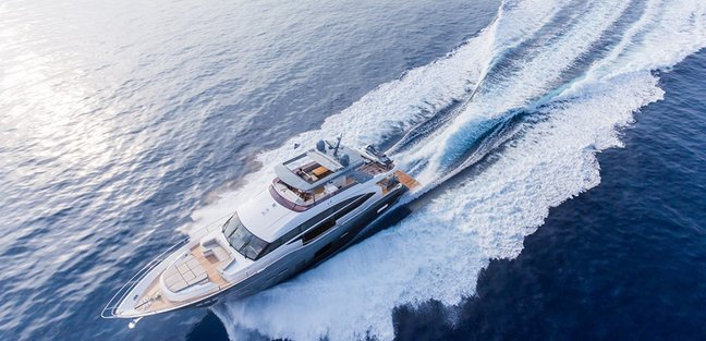 Shades of Grey Charter Yacht - 8