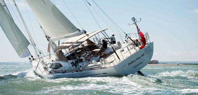 Polina Star III Charter Yacht