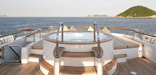 Ocean's Seven Charter Yacht - 2