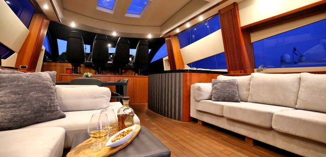 Quantum Charter Yacht - 5
