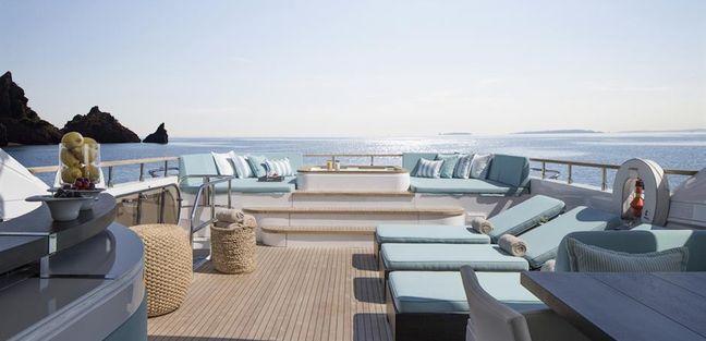Cristobal Charter Yacht - 3