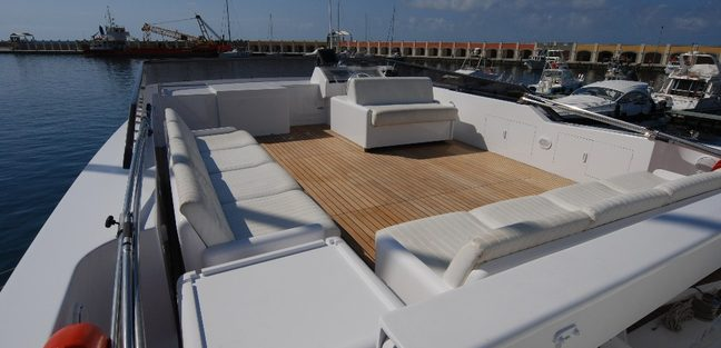 Mablu Charter Yacht - 2