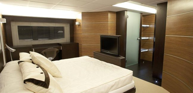 Astondoa 76 Glx Charter Yacht - 3