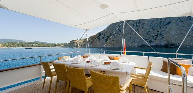 Semaya Charter Yacht - 3
