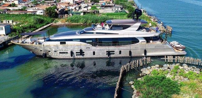 Lady Elaine Charter Yacht