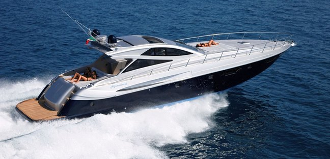 Alfamarine Charter Yacht