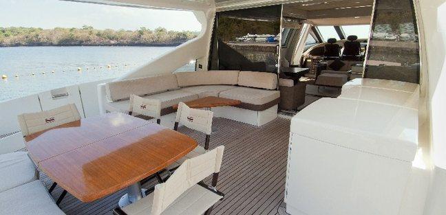 Black Pearl III Charter Yacht - 2