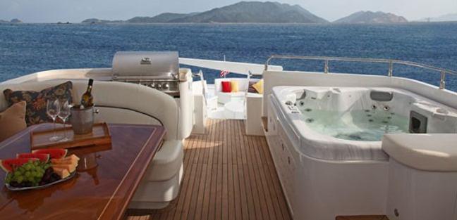 Dancing Milly III Charter Yacht - 2