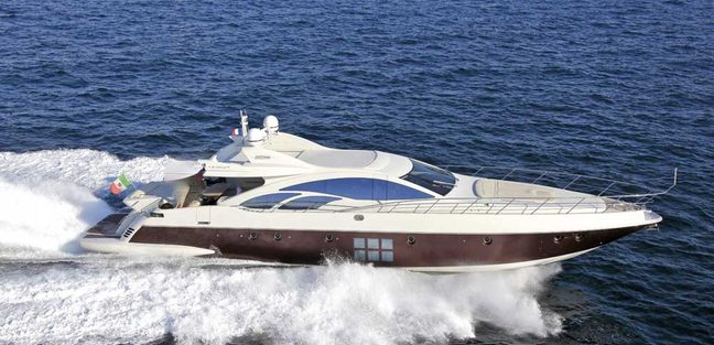 Mr Louis Charter Yacht