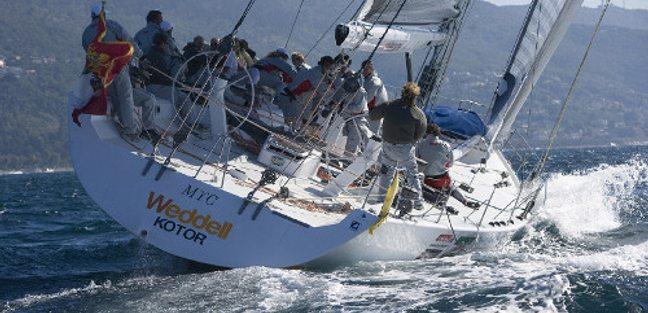 WEDDEL Charter Yacht - 3