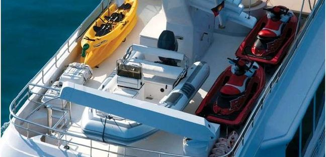 Chosen One Charter Yacht - 8