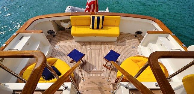Insignia Charter Yacht - 3