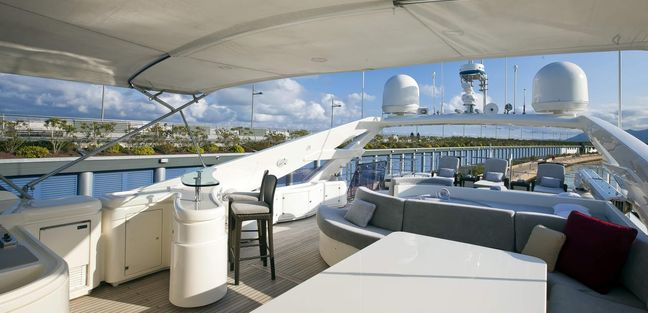 Lady Maria Charter Yacht - 4