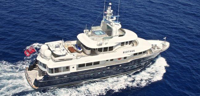 Beothuk Charter Yacht - 3