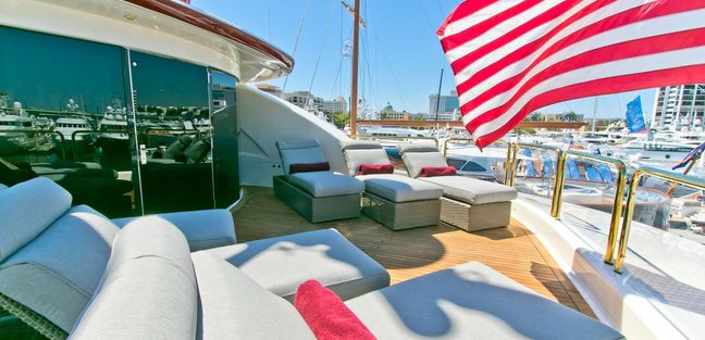 Cabernet Charter Yacht - 4