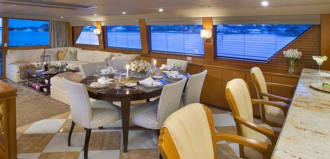 Trilogy Charter Yacht - 8