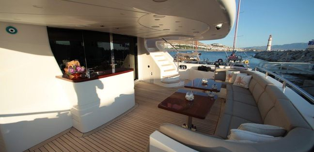 Quest R Charter Yacht - 6